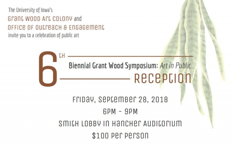 Symposium Reception Invitation